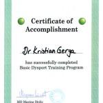 Gerga Kristian - Botoks sertifikat