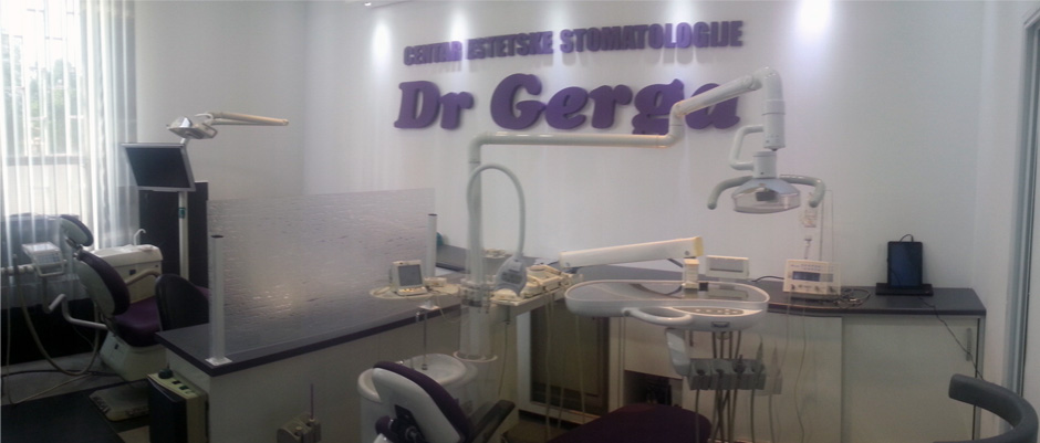 Stomatolog Pančevo - dr Gerga - Dental Art Studio - Ordinacija
